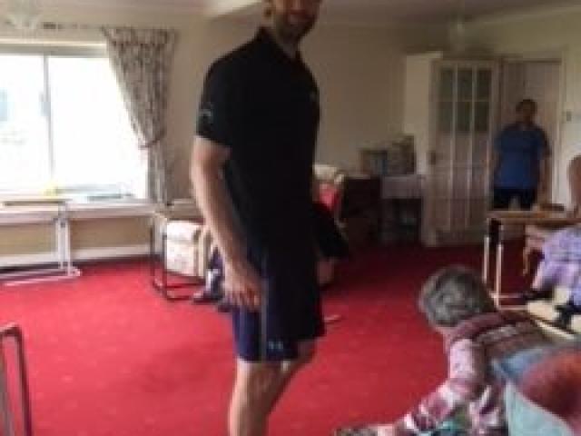 Dan the Physio Man