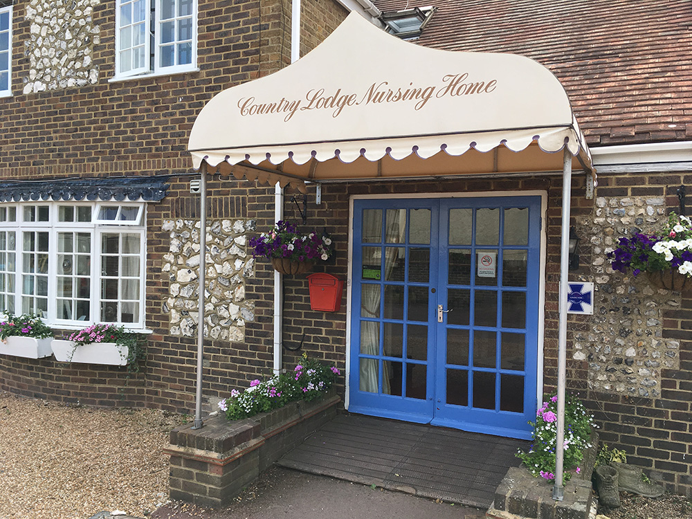 Care Home in Worthing