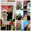 Christmas shopping at Haskins