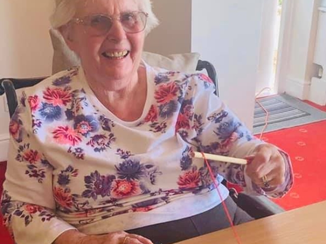 Afternoon games  | Country Lodge Nursing Home West Sussex