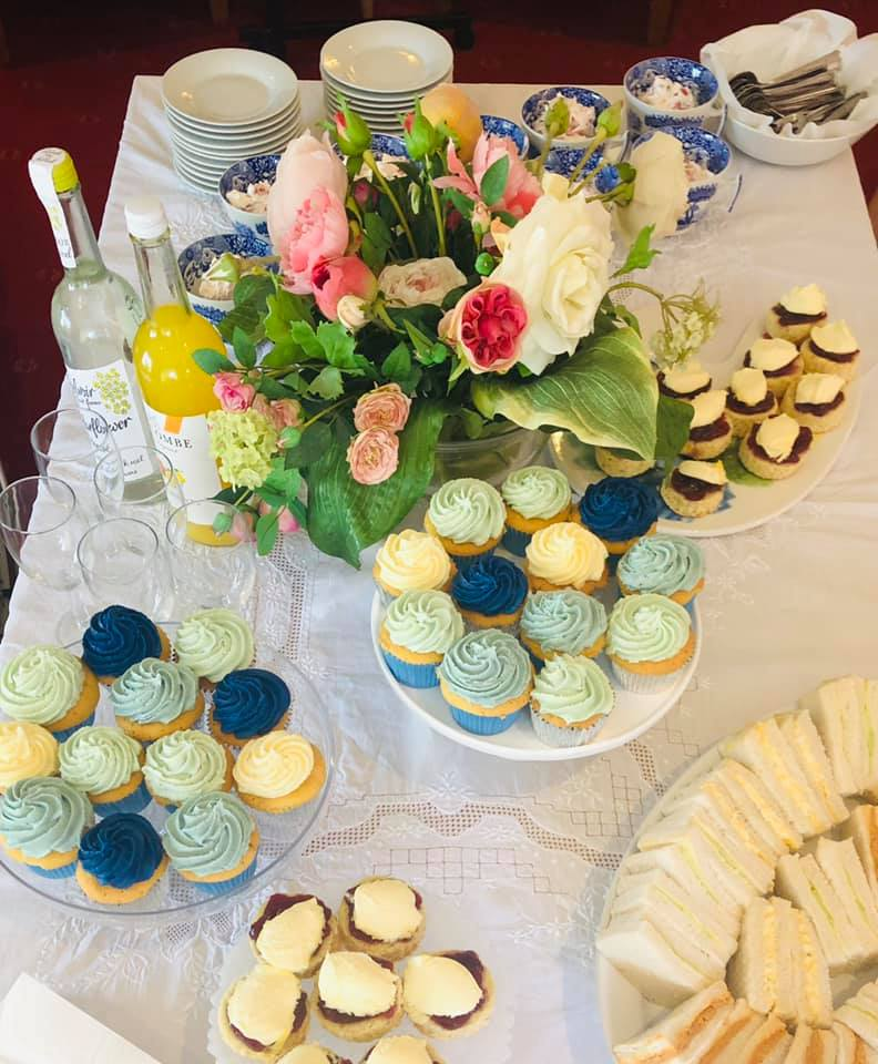 Afternoon tea | Country Lodge Nursing Home in West Sussex