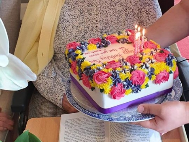 Another birthday| Elderly Care Worthing