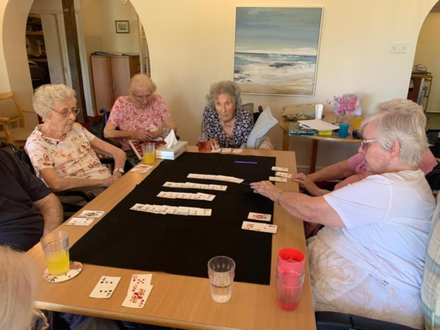 Card games | Country Lodge Nursing Home in West Sussex