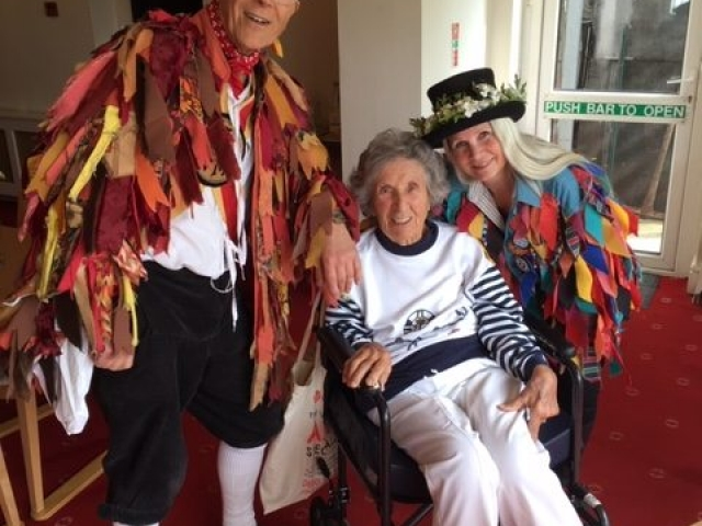 Sompting Village Morris Dancers | Elderly Care Worthing