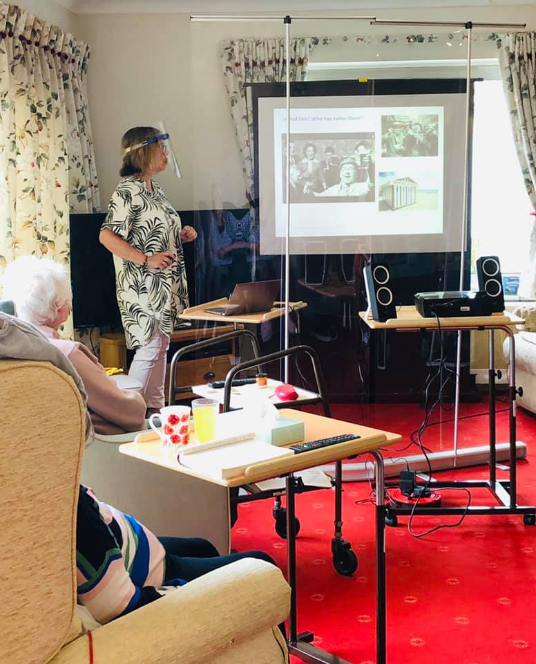 Reminiscence talk on British Summertimes | Country Lodge Nursing Home West Sussex