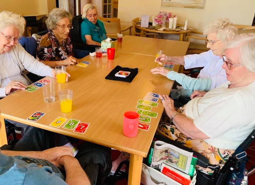 The fun continues | Country Lodge Nursing Home West Sussex