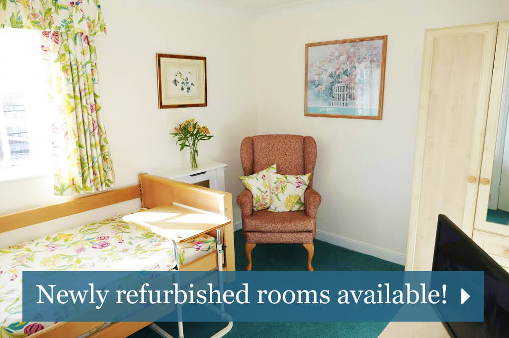 Country Lodge care home in Worthing accomodation