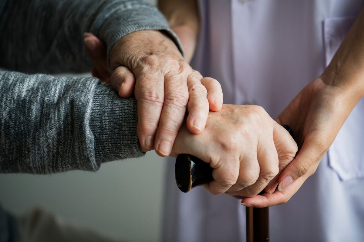 How to get an elderly person into a care home | Elderly care Worthing