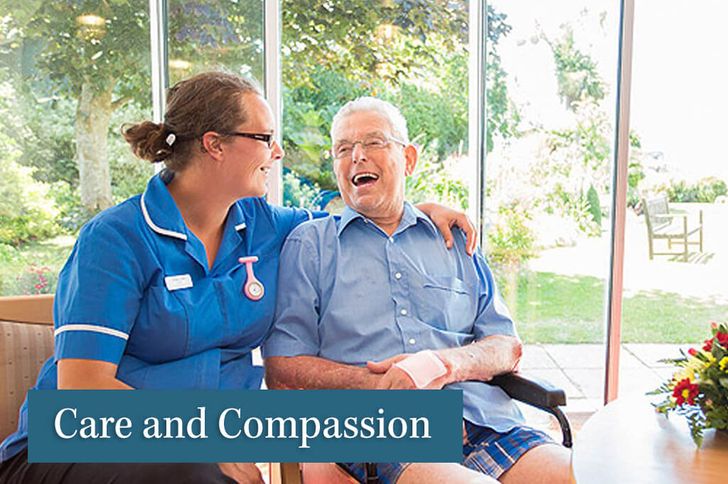 Country Lodge care home in Worthing provide dedicated care