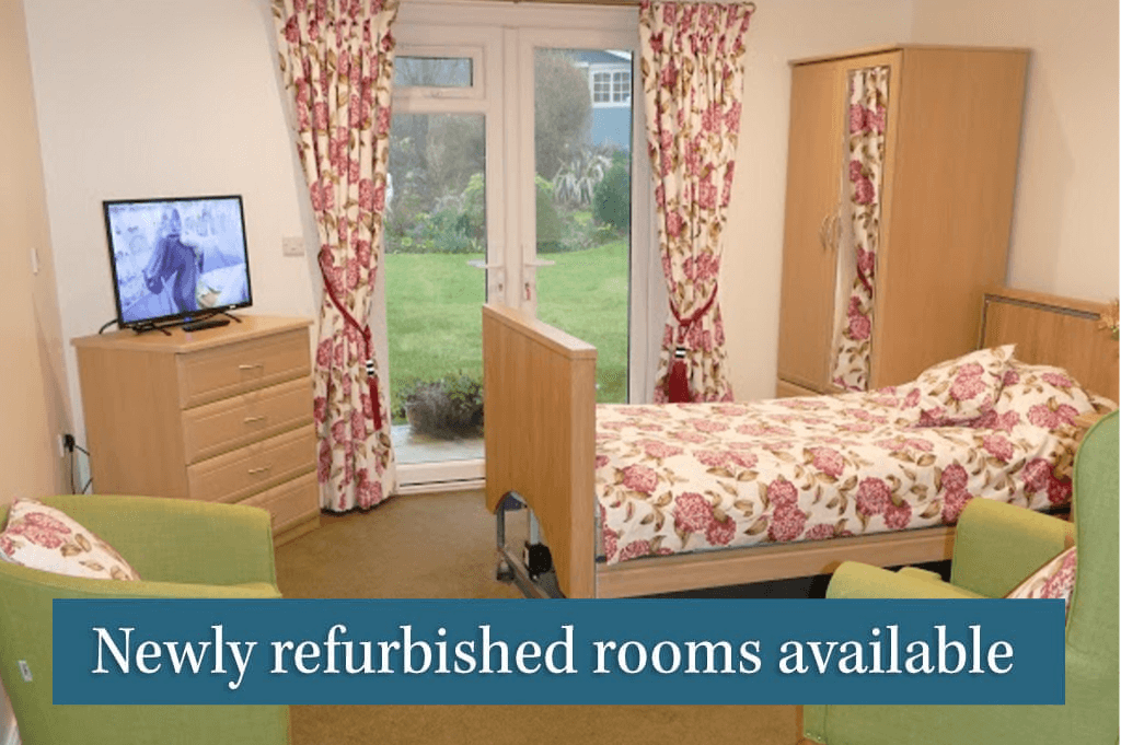 Country Lodge is a highly rated care home in Worthing