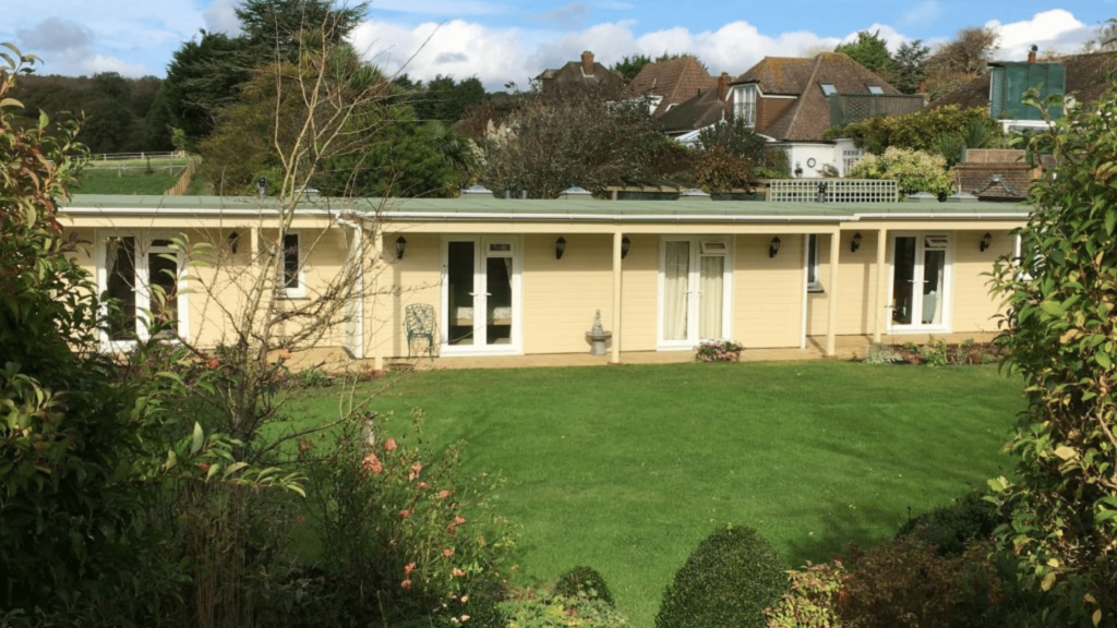 Luxury Garden Rooms | Nursing Home Worthing