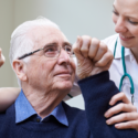 Caring for a stroke victim at home