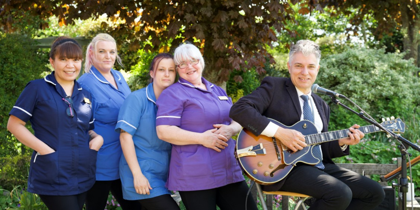 Why our Worthing nursing home different?