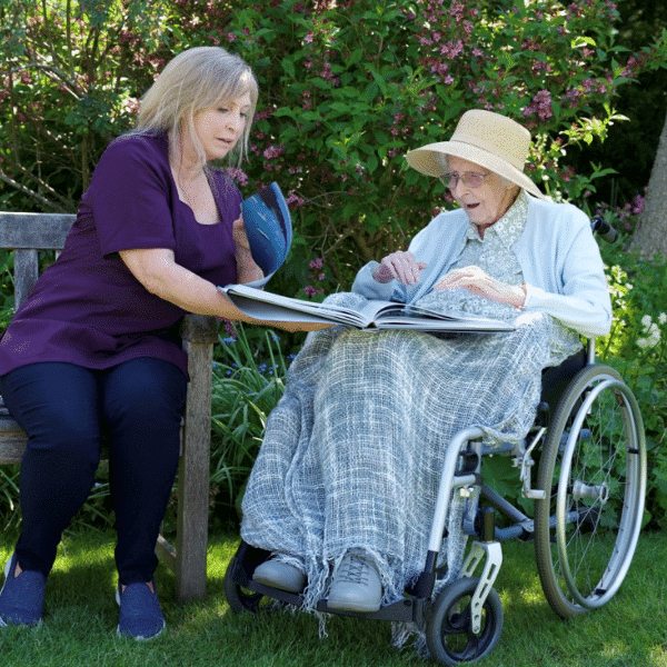 Top care at Worthing care home